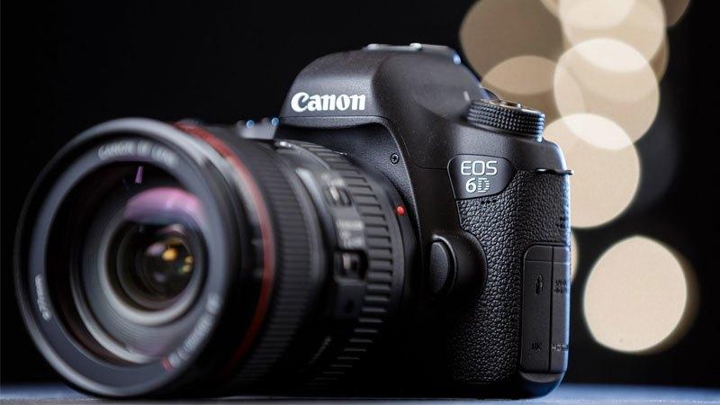 máy ảnh Canon EOS 6D cho hình ảnh siêu ấn tượng