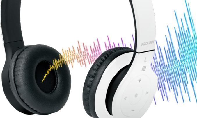 Tai nghe không dây Prolink PHB6002E-WHT chính hãng