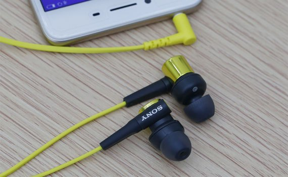 Tai nghe Sony MDR-XB50AP/YQE jack cắm 3.5mm