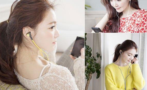 Tai nghe Sony MDR-XB50AP/YQE âm thanh nghe rõ ràng, tách bạch