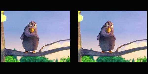 Xem phim hoạt hình với ứng dụng dành cho kính thực tế ảo