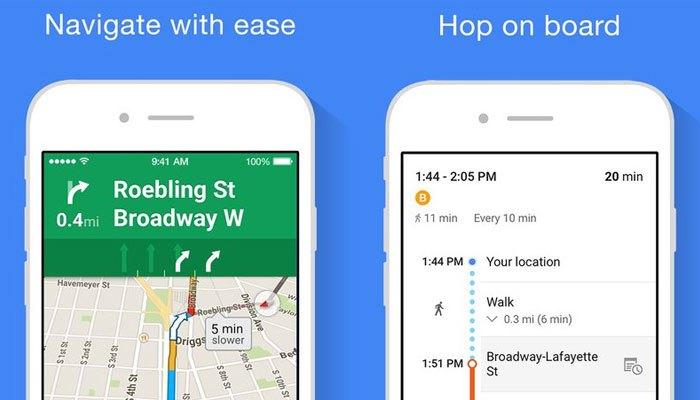 Khai thật đi có phải bạn cũng đã tải Google Maps về iPhone của mình rồi đúng không?