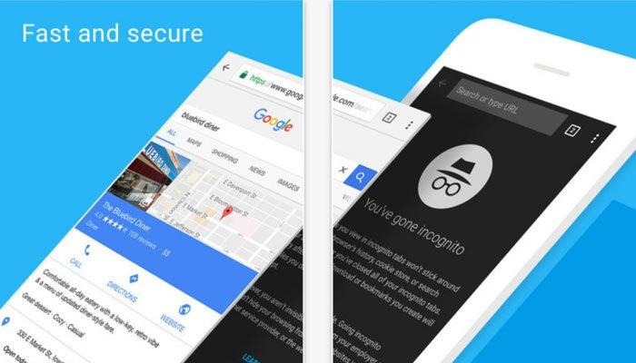 Trải nghiệm lướt web trên mọi thiết bị với Google Chrome