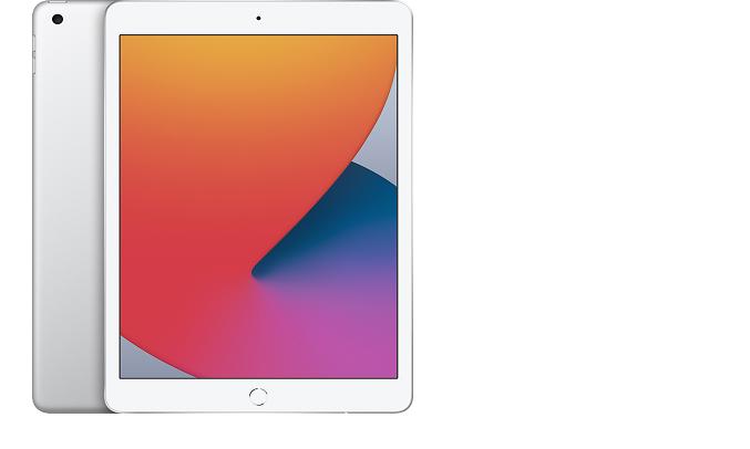 Máy tính bảng iPad 10.2 inch Wifi 32GB MYLA2ZA/A Bạc (2020) - Màn hình Retina