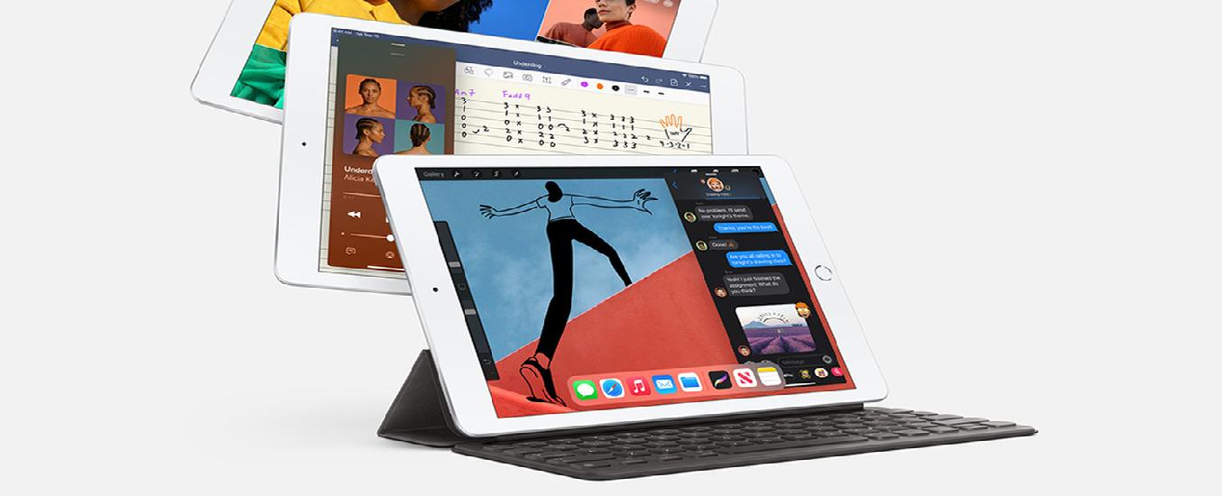 Máy tính bảng iPad 10.2 inch Wifi 32GB MYLC2ZA/A Vàng (2020) - Bộ vi xử lý A12 Bionic cân tốt mọi tựa game nặng