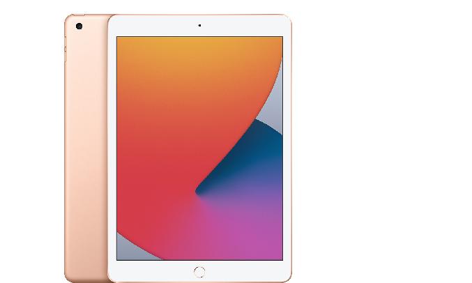 Máy tính bảng iPad 10.2 inch Wifi 32GB MYLC2ZA/A Vàng (2020) - Màn hình Retina