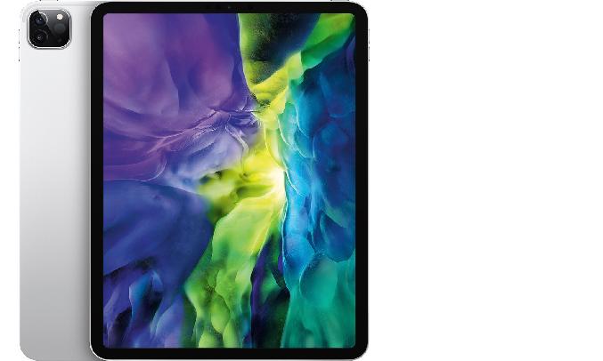 Máy tính bảng iPad Pro 11 inch Wifi 128GB MY252ZA/A Xám (2020) - Màn hình lớn hơn