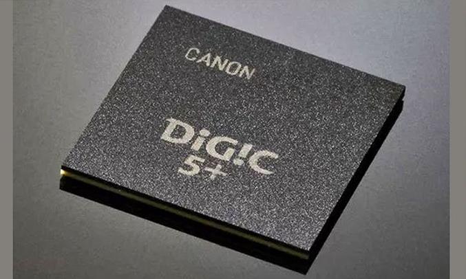 Máy ảnh Canon EOS 6D KIT EF24-105STM xử lý nhanh
