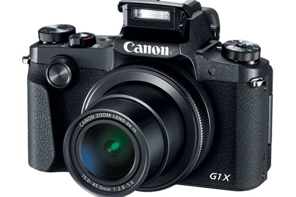Chiếc Canon PowerShot G1 X Mark III có tốc độ chụp 7 khung hình/giây, hoặc 9 khung hình/giây với AF cố định cùng sự hỗ trợ của hệ thống Dual Pixel