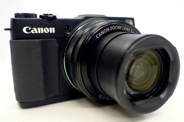"""Ống kính của máy ảnh Canon PowerShot G1 X Mark III cho phép bạn """"tác nghiệp"""" ở mọi môi trường ánh sáng khác nhau dễ dàng"""