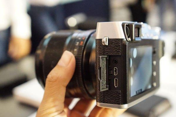 """Không chỉ đẹp bề ngoài mà Fujifilm X-E3 còn """"tốt gỗ"""" với hiệu năng mạnh mẽ"""