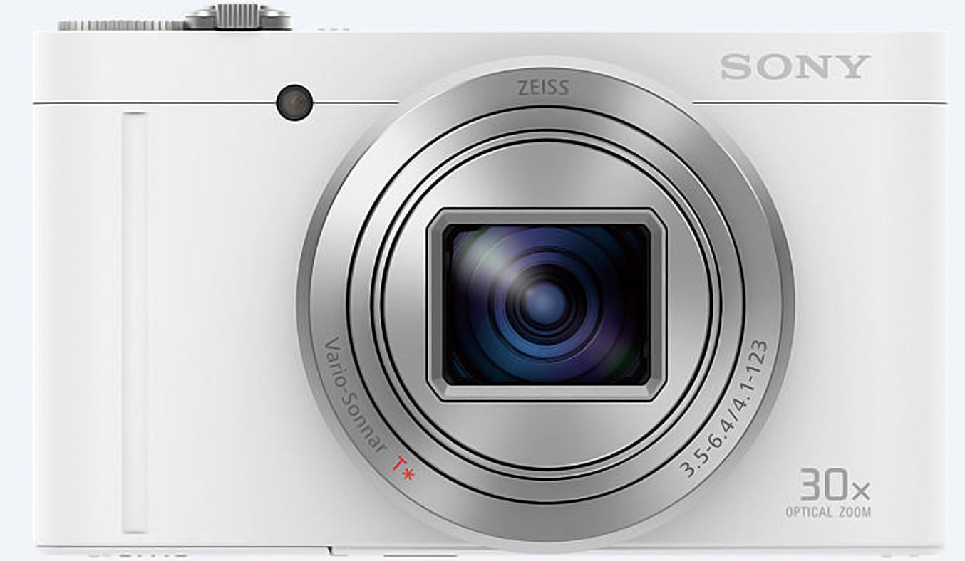 Máy ảnh Sony DSC-WX500 kết nối dễ dàng