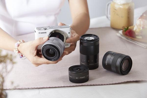 Máy ảnh nhỏ gọn ống kính rời sẽ hợp hơn với phái nữ nhờ thiết kế nhỏ gọn