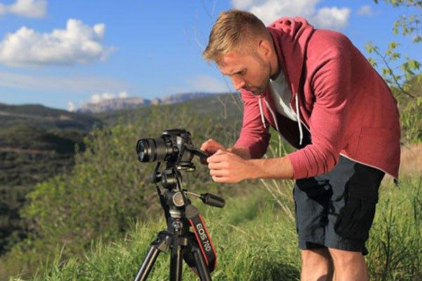 Chụp ảnh dứt khoát giúp hạn chế hao pin tối ưu cho máy ảnh