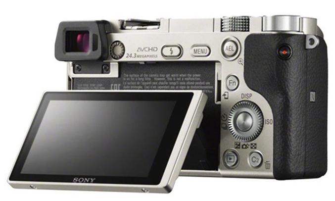 Máy ảnhSony ILCE 6000L/WAP2 có dải ISO lớn
