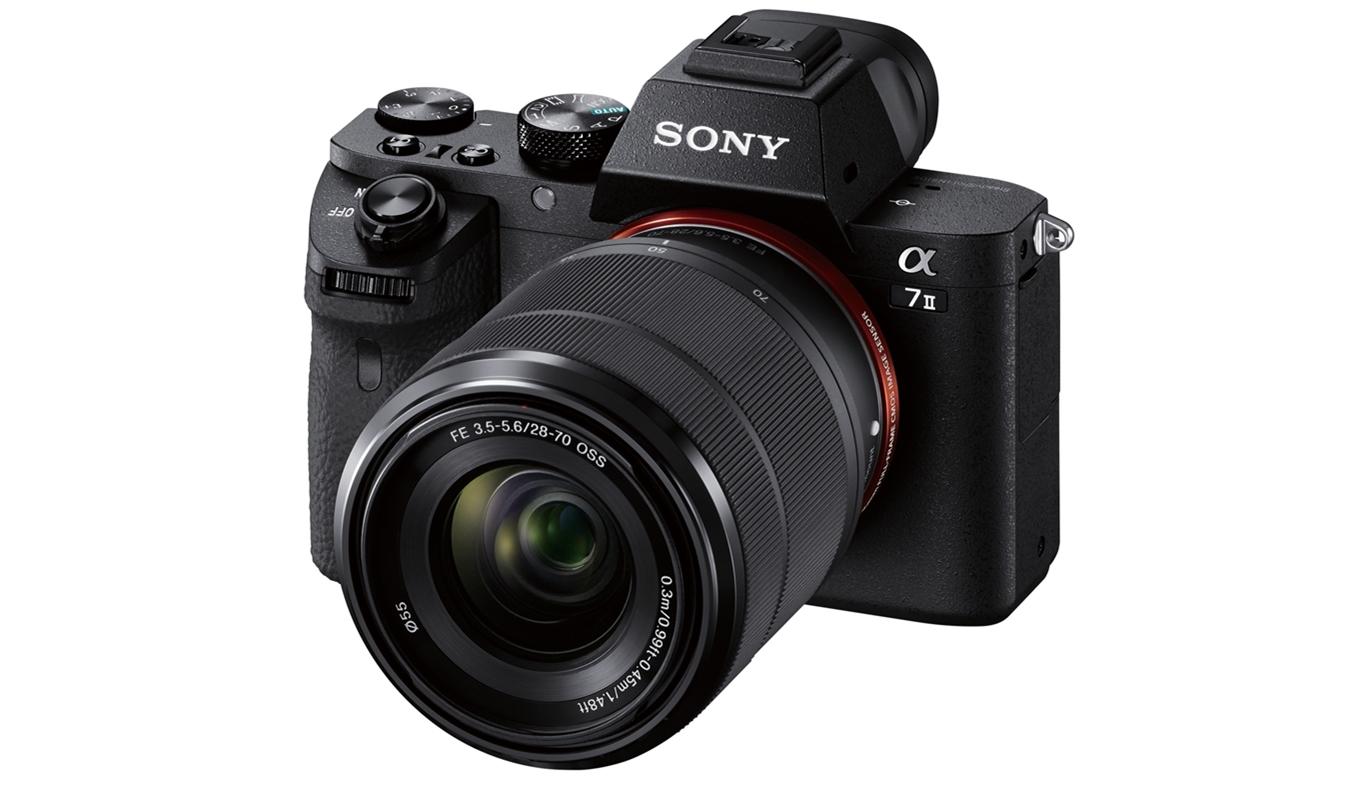 Máy ảnh Sony Alpha ILCE-72M2K là sản phẩm cao cấp vượt trội của Sony