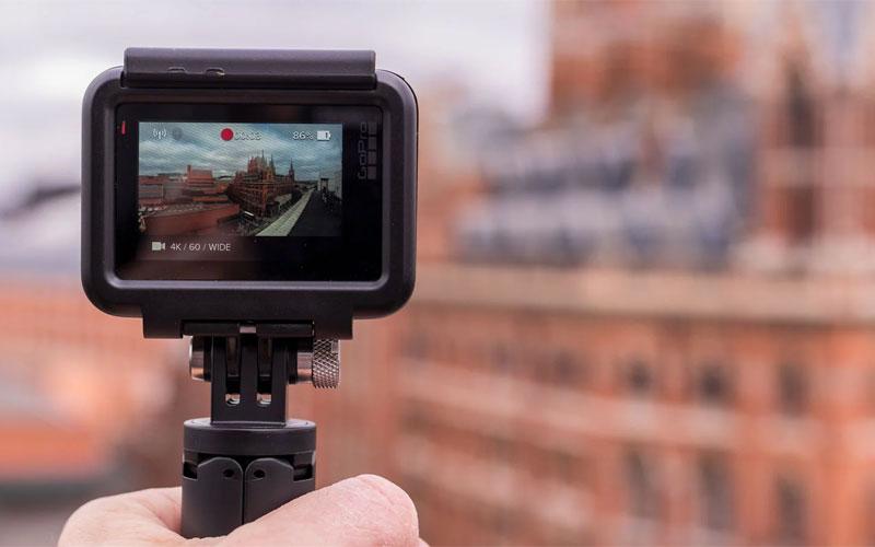 GoPro tuy nhỏ gọn nhưng cũng cần bảo vệ với nhiều bước để duy trì sự bóng bẩy về ngoại hình