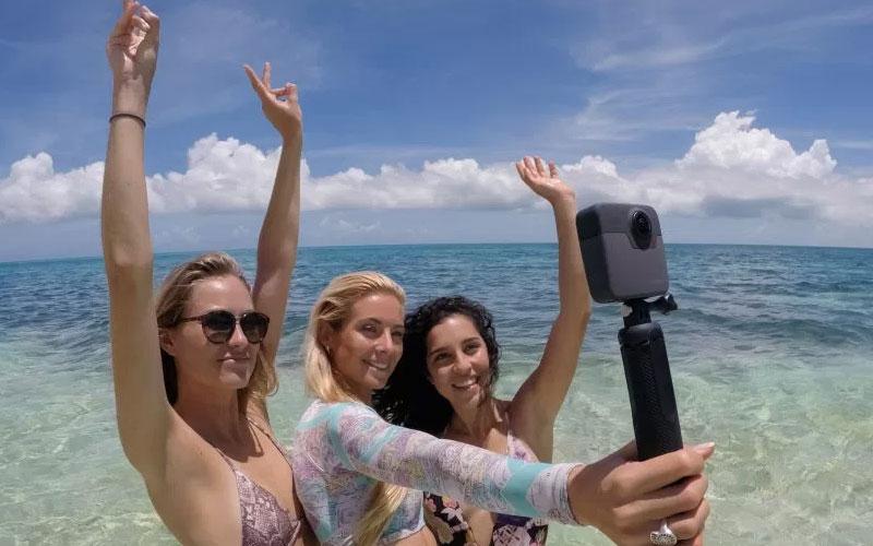 GoPro Fusion luôn sẵn sàng cho mọi trải nghiệm của bạn