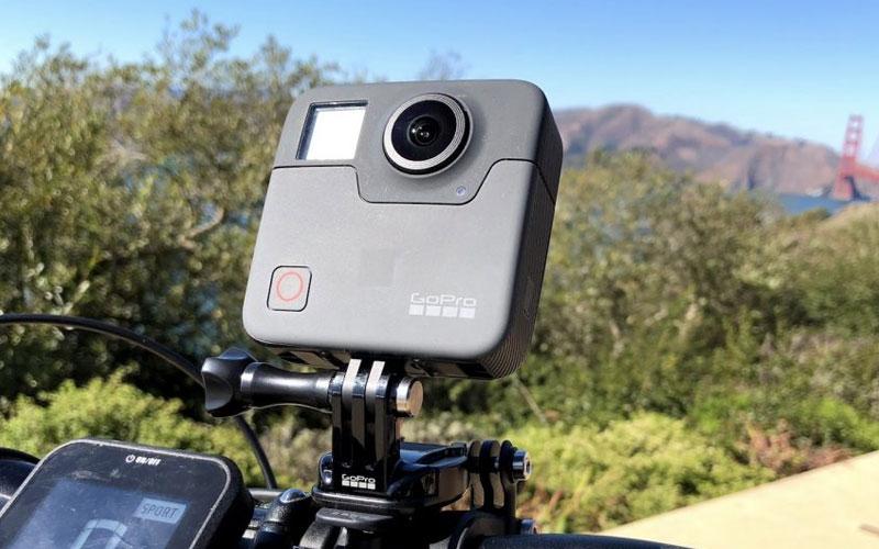 Tiện lợi mang theo GoPro Fusion trong mọi chuyến hành trình