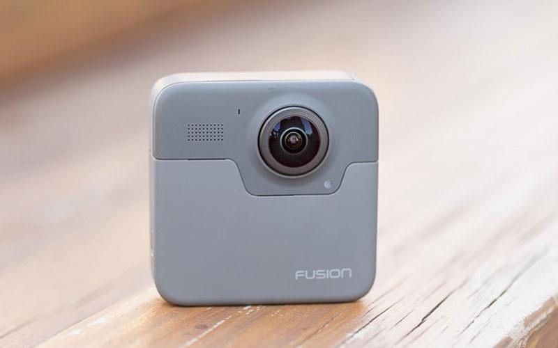 """GoPro Fusion: """"luồng gió"""" mới trên thị trường công nghệ quay phim, chụp ảnh"""