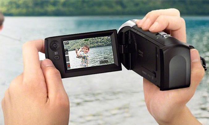 Máy quay phim Sony HDR-PJ440 công nghệ hiện đại