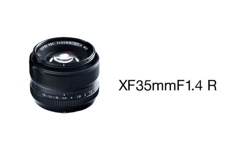 Ống kính Fujifilm Lens XF35MM F1.4 R sử dụng linh hoạt