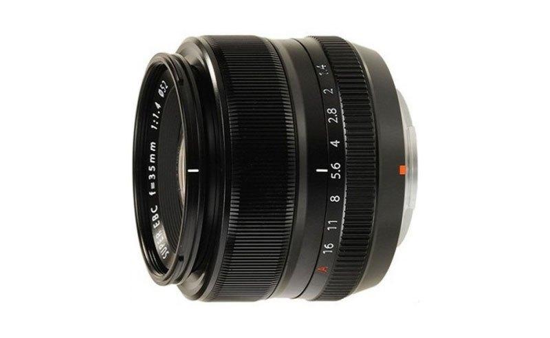 Ống kính Fujifilm Lens XF35MM F1.4 R tiêu cực cố định