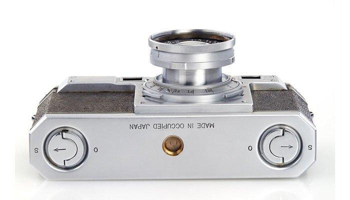 Máy ảnh Nikon cũ nhất với tuổi thọ 68