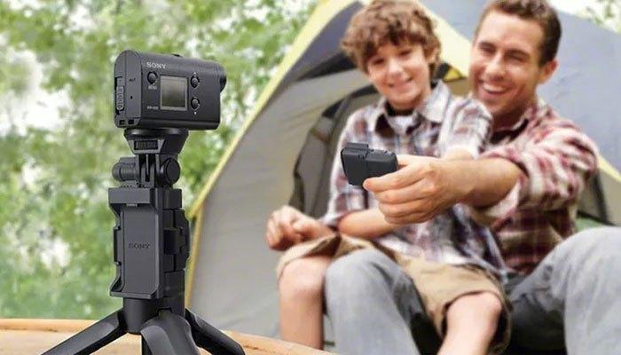 Máy quay phim Sony cho bạn phong cách chuyên nghiệp khi sử dụng