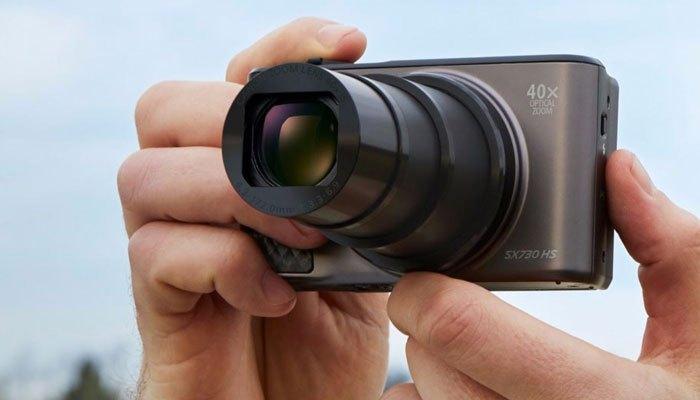 Bắt trọn mọi khoảnh khắc với máy ảnh Canon PowerShot SX730 HS
