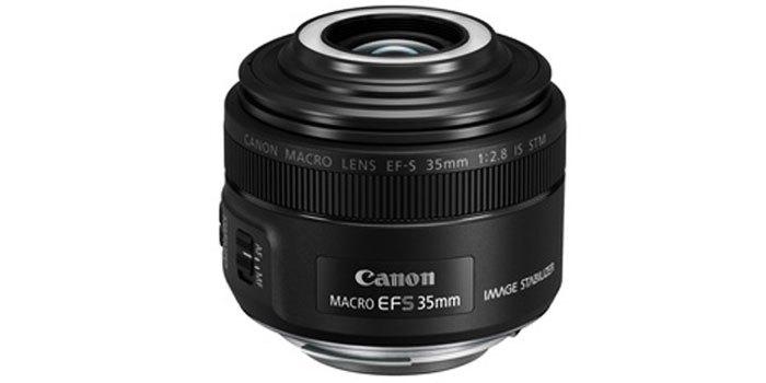 Ống kính Canon EF-S đầu tiền được tích hợp công nghệ Macro Lite