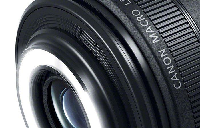 Các bức ảnh ở cự ly gần sẽ được chụp sắc nét với máy ảnh Canon
