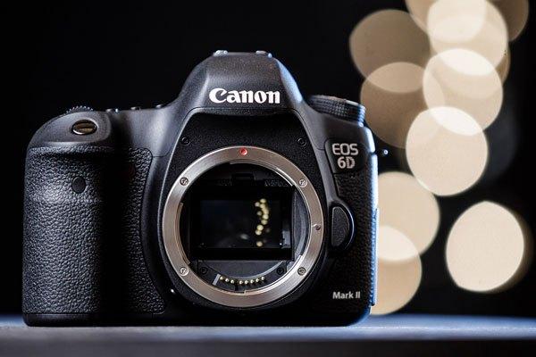 Máy ảnh CanonDSLR EOS 6D Mark II sẽ có những cải tiến đáng mong chờ