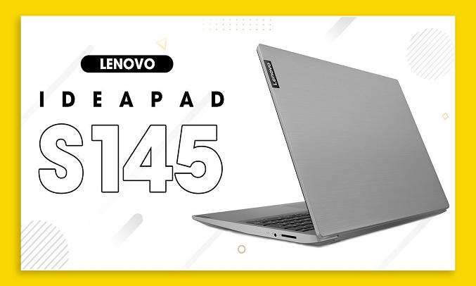 Laptop Lenovo Ideapad S145-15IIL i5-1035G1/8GB/512GB 81W800S7VN - Đa dạng cổng kết nối