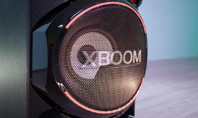 Loa Karaoke LG Xboom RN7.DVNMLLK - Âm thanh lan truyền khắp bữa tiệc