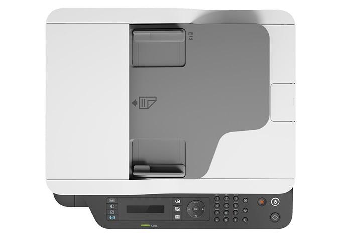 Máy in đa năng HP Laser MFP 137fnw 4ZB84A tốc độ in nhanh chóng