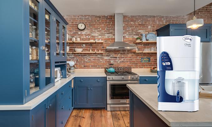 Máy lọc nước Unilever Pureit Classic - Công nghệ cảnh báo