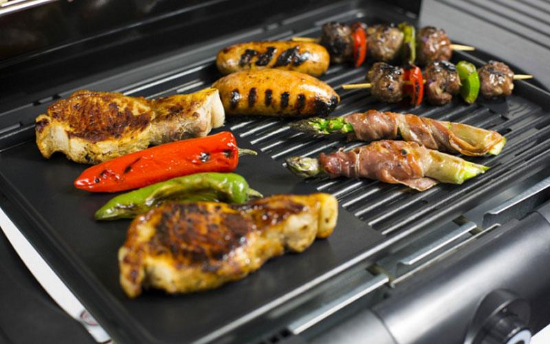 Bếp nướng điện là giải pháp an toàn cho những bữa tiệc BBQ của bạn