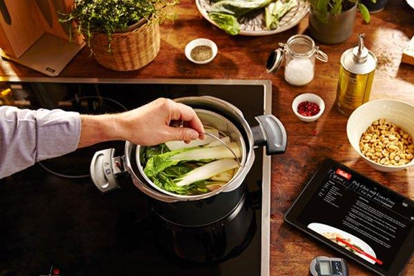 Bếp điện từ Electroluxtiết kiệm tối đa thời gian nấu nướng cho bạn