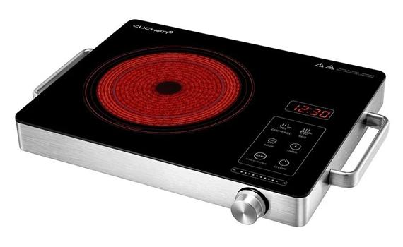 Bếp hồng ngoạiCuchen CHR-F160VN nhỏ gọn