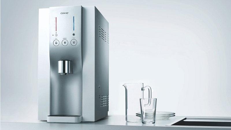 Máy lọc nước sẽ giúp bạn có nguồn nước sạch để sử dụng mà không cần qua công đoạn đun sôi