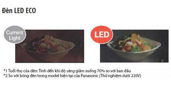 Lò nướng loại nào tốt? Lò vi sóng Panasonic NN-GD371MYUE 23 lít