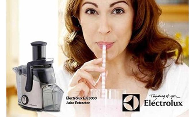 Máy ép trái cây Electrolux EJE3000 an toàn