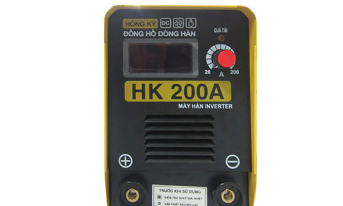 Máy hàn điện tử HK 200A tiết kiệm điện