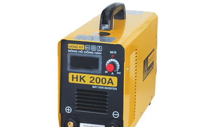 Máy hàn điện tử HK 200A hiện đại