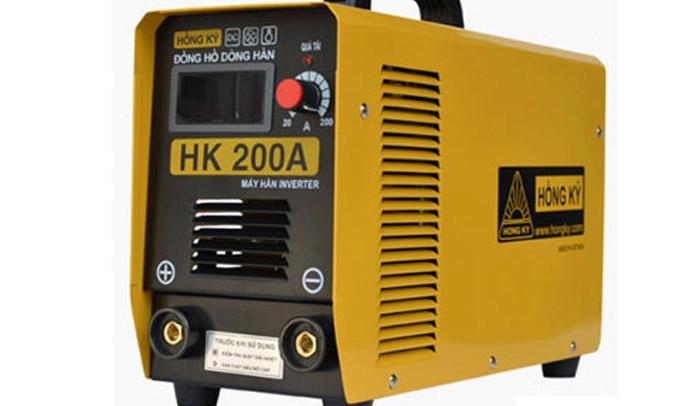 Máy hàn điện tử HK 200A độ bền cao