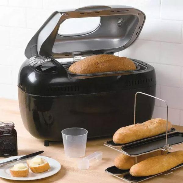 """Xác định nhu cầu sử dụng và """"túi tiền"""" của gia đình để lựa chọn máy làm bánh mì phù hợp"""