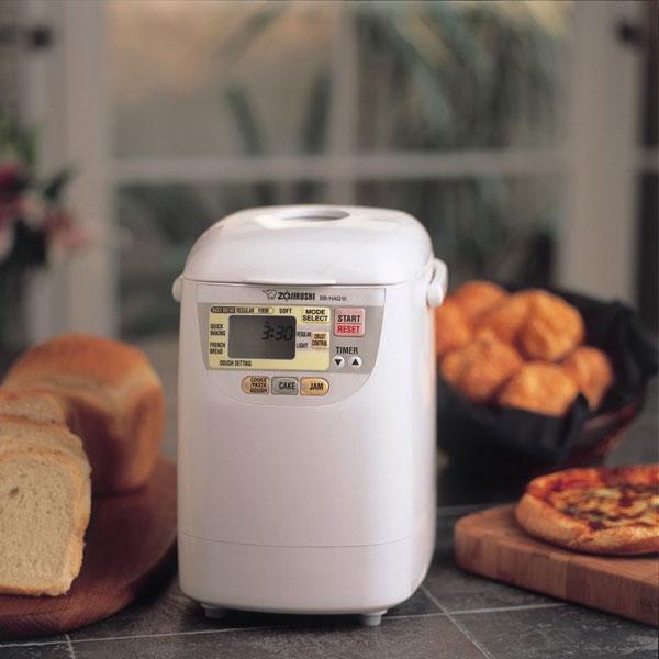Không nên làm quá nhiều trong 1 ngày vì bánh mì tự làm bằng máy sẽ không thể bảo quản được lâu