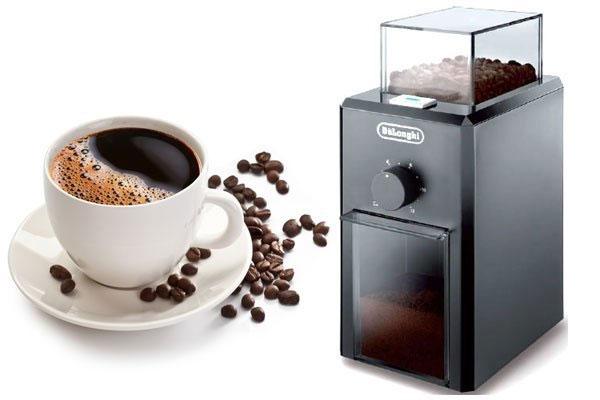 Máy xay cà phê Delonghi không chỉ cho những tách cà phê thơm ngon còn an toàn trong sử dụng