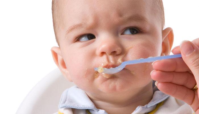 Không phải cứ là thực phẩm nhuyễn sẽ tốt cho trẻ em